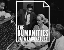 Humanities Data Lab